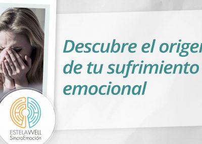 Descubre el origen de tu sufrimiento emocional